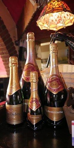 Champagne, diverse merken